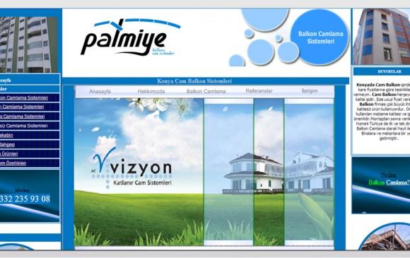 Palmiye Cam Balkon Sistemleri