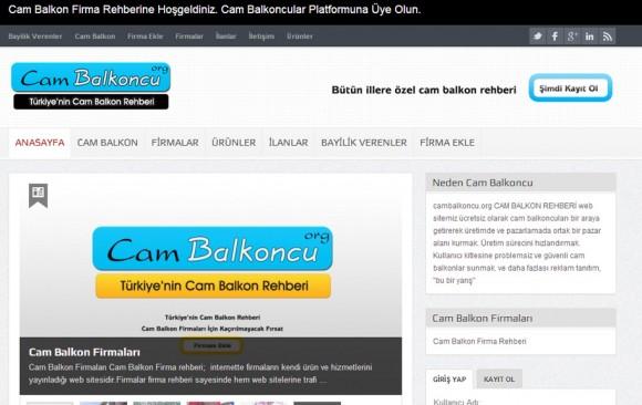 Cam Balkoncu