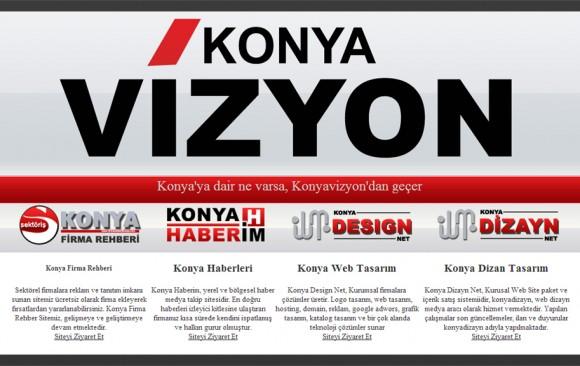 Konya Vizyon SMS