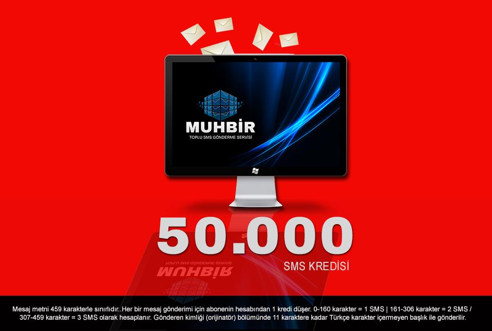 50000sms