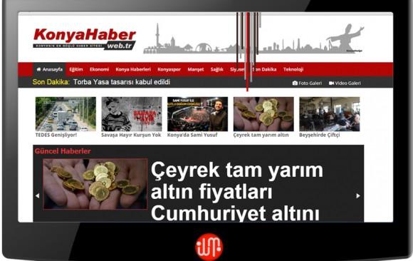 Konya Haber Web