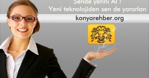 Konya Rehber Logo