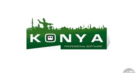 Konyasoft Logo Tasarımı