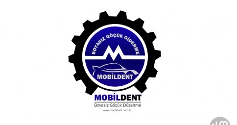 Mobildent Oto Bakım Logo
