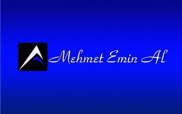 Mehmet Emin Al Logo Tasarımı