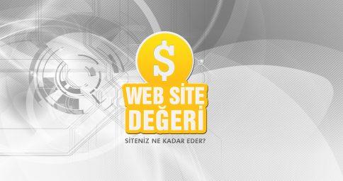 Web Site Değeri Hesaplama