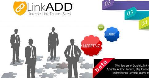 Linkadd Logo Çalışması