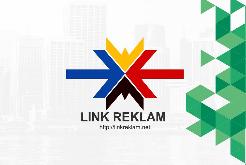 Link Reklam Logo Çalışması