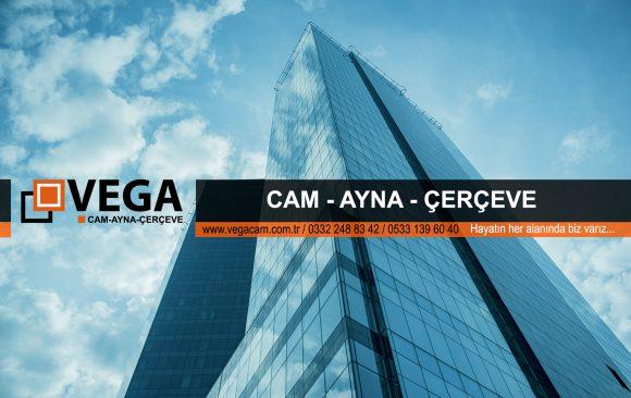 Vega Cam Site Tasarımı