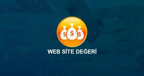 Web Site Değeri